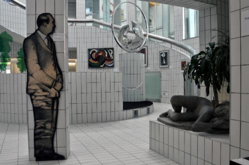 Casa museo remo brindisi arte design del novecento for Raccordo casa contemporanea