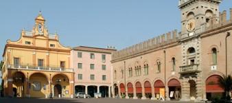 3 - Die Gegend des Alto Ferrarese. Rundfahrt Ferrara-Cento