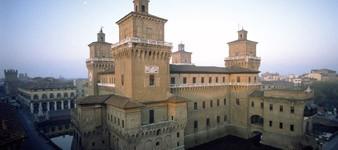 2 - Ferrara. Dort, wo der Fluss Verlief