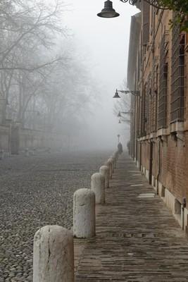 Ferrara Orte der Literatur - Giorgio Bassani in Ferrara