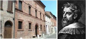 Ferrara Orte der Literatur - Ludovico Ariosto in Ferrara