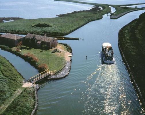Bootsausflug: Zwischen Geschichte und Natur