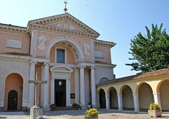 Sanctuary of S. Maria in Aula Regia