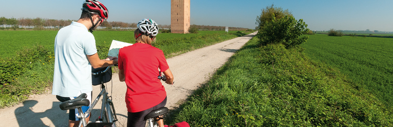 Testata cicloturismo