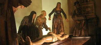 Mourning on Christ