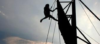Free Climbing - CUS