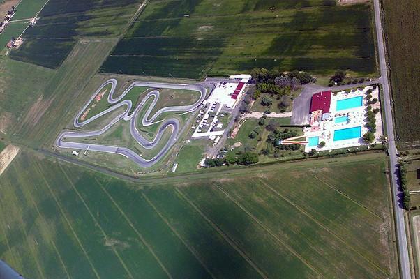 Kartodromo - Impianto Acquaparco Le Piscine