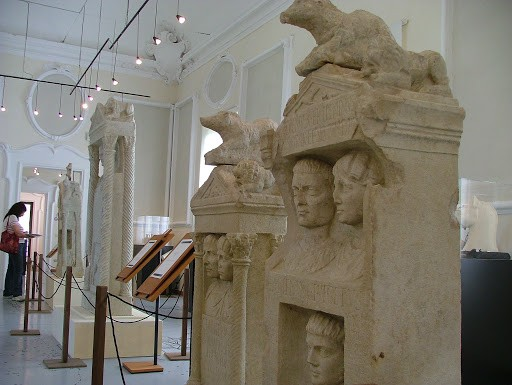 Archaeological Museum: the Necropolis of the Fadieni Family