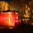 Un fin de semana en el verde del parque de la Rocca di Stellata, rodeados de antorchas, artesanos, música y comida.