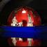 Sugerentes pesebres colocados en las calles y plazas, bajo los arcos de los puentes y a lo largo de los canales del centro histórico de Comacchio.