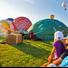Uno de los más prestigiosos festivales de globos aerostáticos de Europa que ha entusiasmado a más de 120.000 visitantes: vuelos libres, special shapes, deporte, shopping, juegos y diversión.