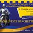 """Fiesta medieval con torneos de arco, música, danzas y una """"nobil tenzone"""" para el título de Paladín Estense."""
