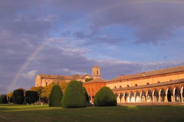 Tempio di San Cristoforo alla Certosa