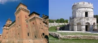 De Ferrara a Ravenna