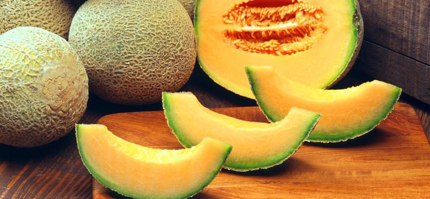 El melón tipico de Emilia