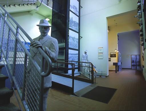 Musée de l'assainissement - Station de pompage de Saiarino