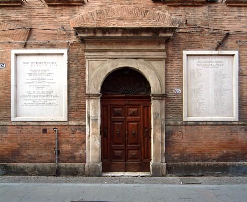 Le Ghetto juif et les Synagogues