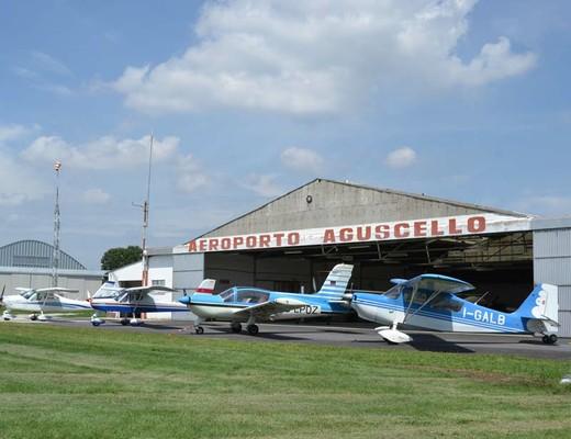 Centro Studi Volo a Vela Padano - Aéroport de Aguscello
