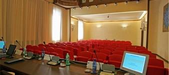 Sala Conferenze della Camera di Commercio