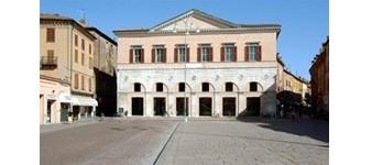 Sala dell'Oratorio Palazzo San Crispino