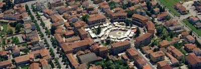 Tresigallo, ville du Vingtième siècle