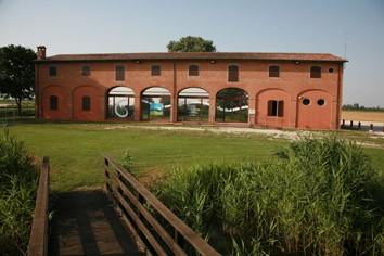 Area del Parco del Delta del Po - Stazione 6