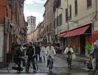 Le vie dello shopping - Ferrara