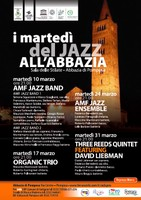 I martedì del jazz all'Abbazia di Pomposa