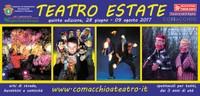 Teatro Estate 2017 -  Le Allegre Farse
