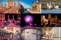 Tutti gli eventi estivi di Comacchio e Lidi
