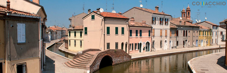 Testata Comacchio
