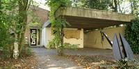 """Villa Bighi a Copparo è l'unica opera di architettura moderna disegnata dall'eclettico artista Dante Bighi. Costruita nel 1963, è ancora oggi una delle opere di architettura moderna """"minore"""" presente nel territorio ferrarese."""