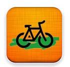In bici
