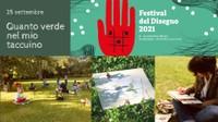 Quanto verde nel mio taccuino | Festival del disegno 2021