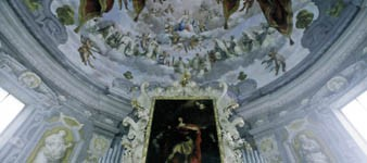 Interno di San Giorgio