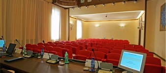 Sala Conferenze della  Camera di Commercio