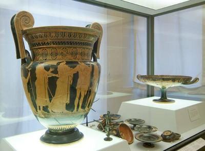 Collezioni del Museo Archeologico Nazionale