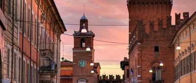 Ferrara vie del centro