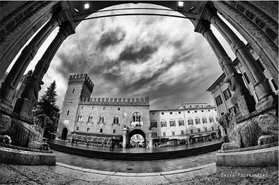 Piazza Municipale - Piazza duomo Ferrara