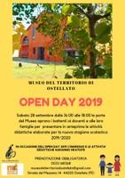 Open Day al Museo del Territorio