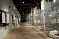 La reggia estiva estense di Belriguardo ospita il Museo Civico, istituito ufficialmente nel 2001 ed originariamente suddiviso in tre aree espositive: archeologica, rinascimentale e d'arte moderna, con spazi didattici di servizio per le scuole. Dal 2014 il Museo è stato ulteriormente arricchito da una nuova sezione di Archeologia Industriale.